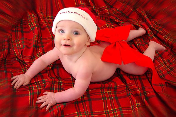 Holiday baby boy - Baby Pictures