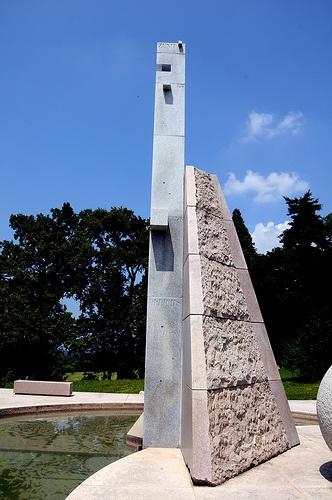 Taino (VA) - Parco Giò Pomodoro