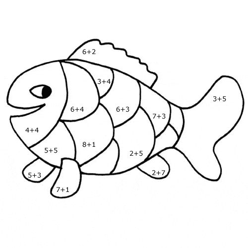 basic addition coloring pages | 131 best Miscellaneous Coloring Pages images on Pinterest