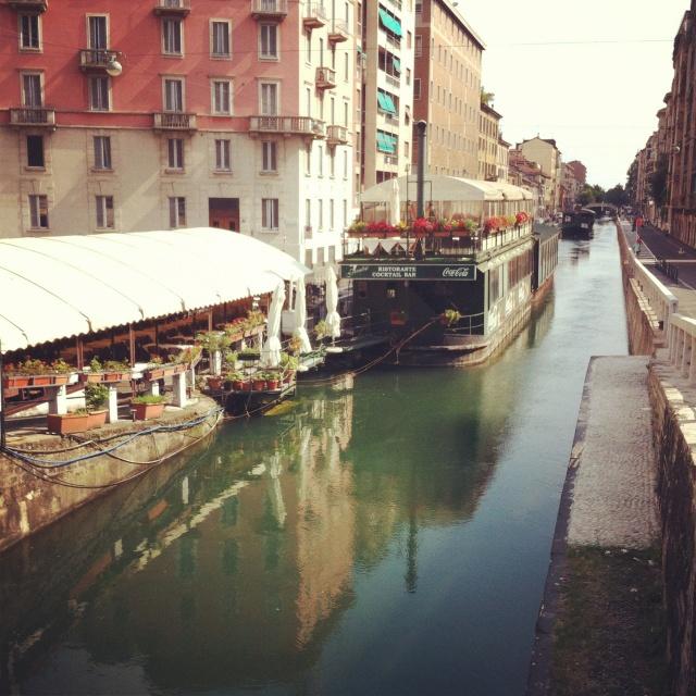 Navigli, Milano, July 11th