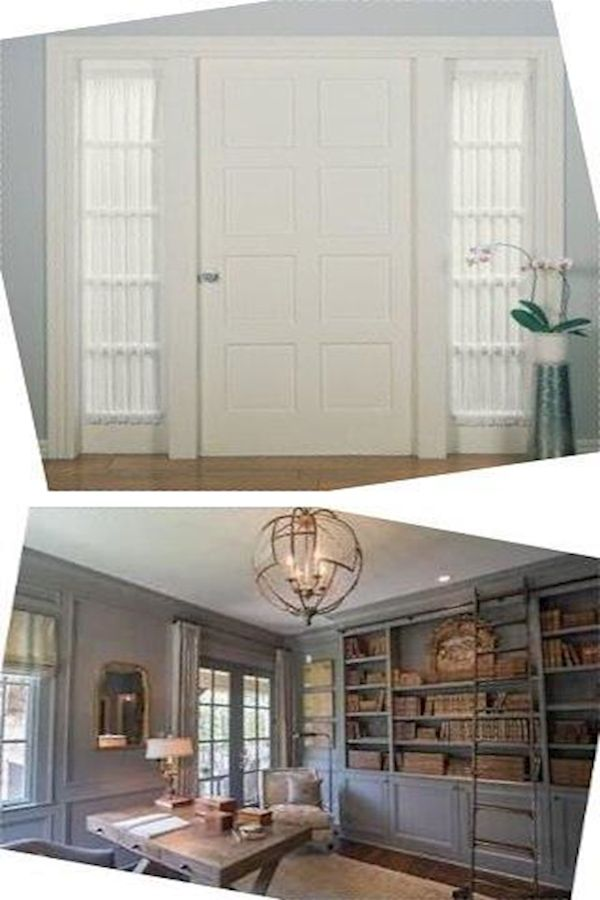White Interior French Doors With Glass Front Entry Doors 10 Panel French Door In 2020 French Doors Interior Glass Front Entry Doors French Doors
