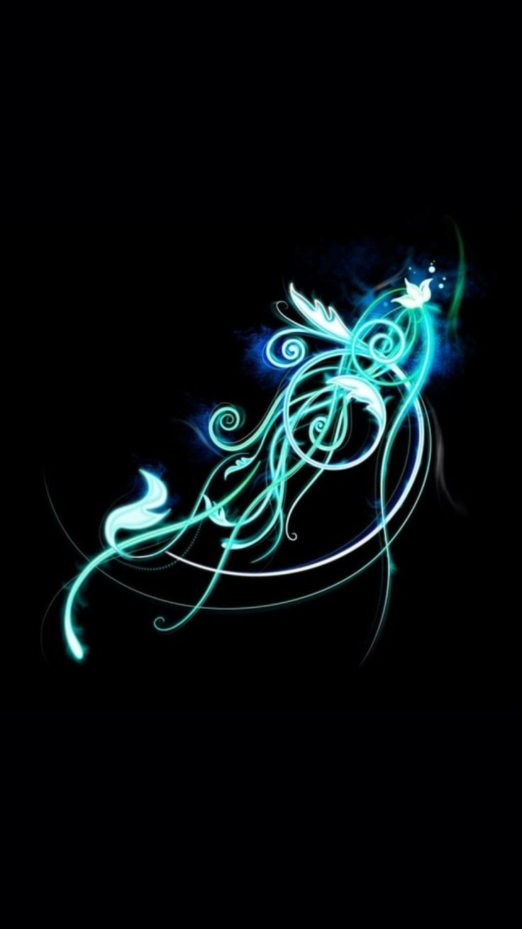 43 best images about epic phone wallpaper on pinterest - Wallpaper blue neon ...