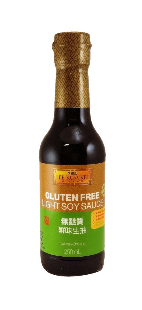 Lee Kum Kee Gluteeniton vaalea soijakastike