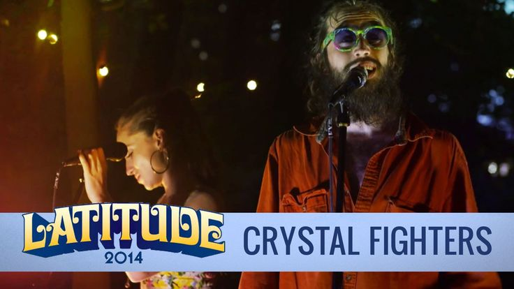 Crystal Fighters - LA Calling / live acoustic session recorded for Latitude Festival