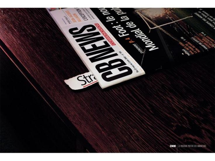 CB News - Le magazine préféré des annonceurs