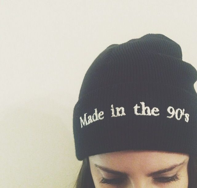Made in the 90s #fashion #accessories #girls