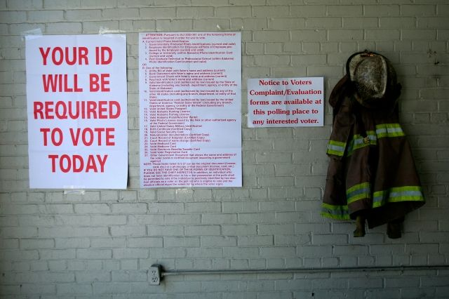 The state agreed to integrate voter registration into its driver's license application, renewal and change of address processes to comply with Section 5 of theNational Voter Registration Act of 1993.