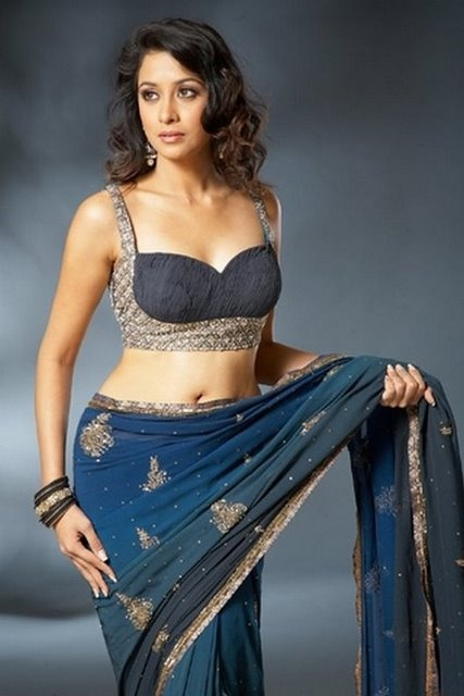 Latest Designer Saree Blouse Style | 2012 Sarees