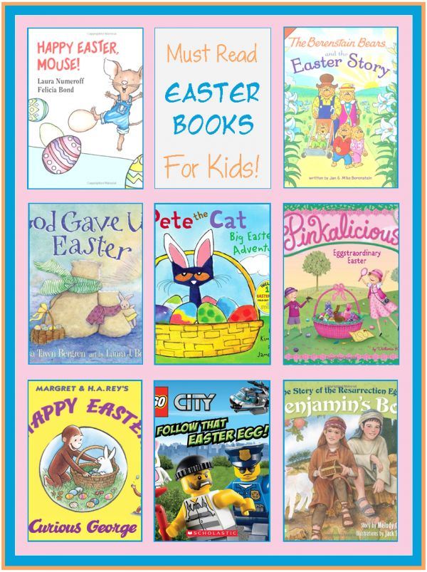 Check out the newest post (Must Read Easter Books for Kids) on 3 Boys and a Dog at http://3boysandadog.com/must-read-easter-books-for-kids/?Must+Read+Easter+Books+for+Kids