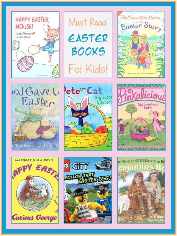 must read easter books for children