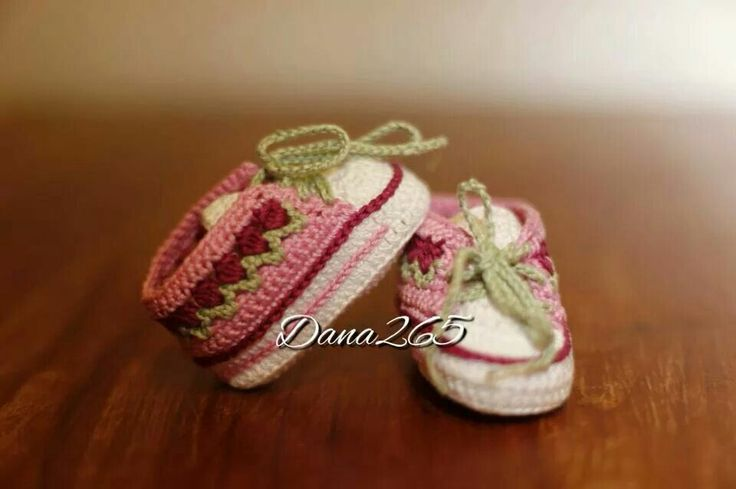 Crochet converse uncinetto fattoamano handmade madeinitaly