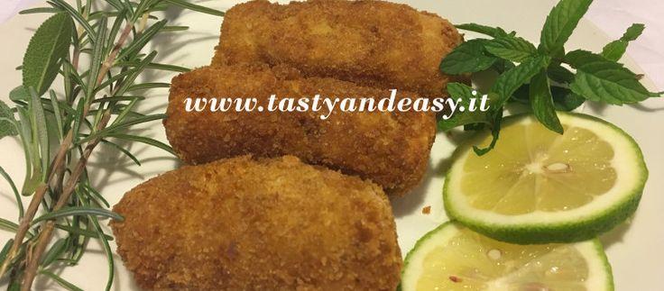 Crocchette di Pollo e Tacchino Macinato - Le Ricetta di Tasty and Easy