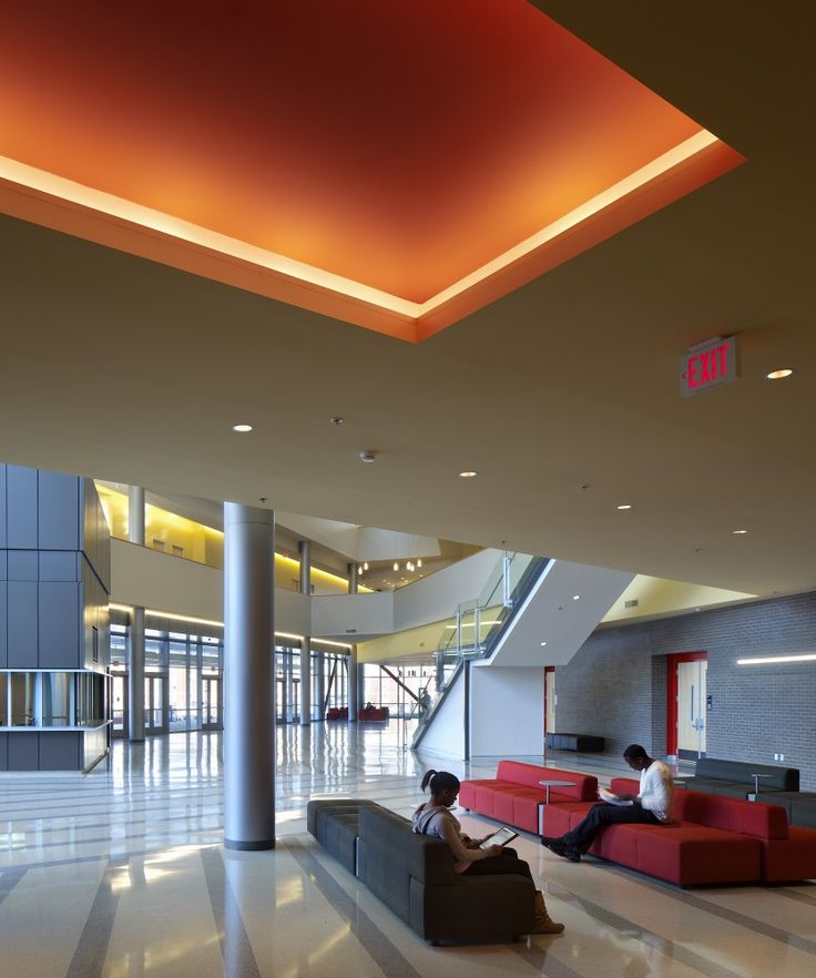 Gallery Of North Carolina Au0026T State University / The Freelon Group  Architects   7