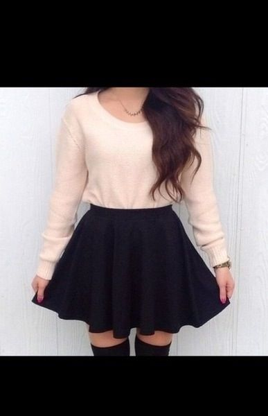 Tumblr Outfits, Outfit And Skirts On Pinterest-1058