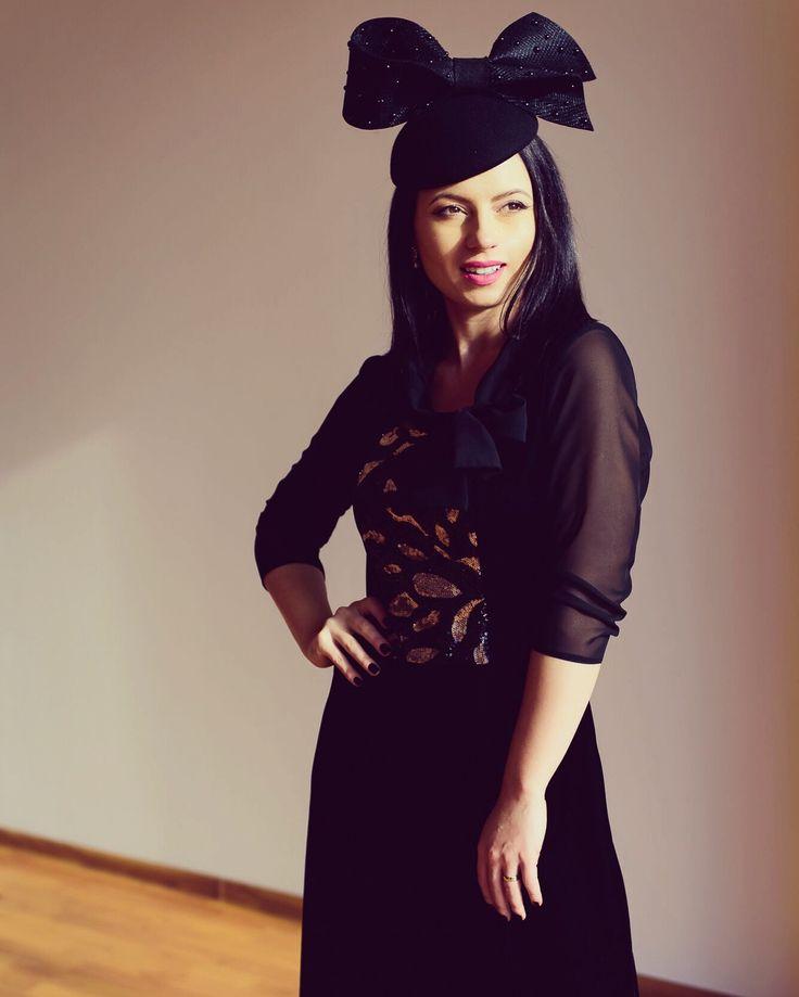 Nita Sao hat & Steilmann dress
