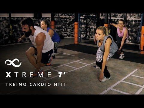 Treino Cardio HIIT Para Ganhar Condicionamento   Sérgio Bertoluci - X21 - YouTube