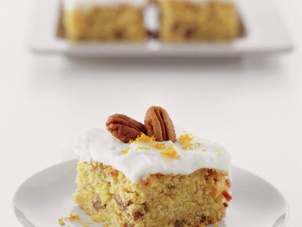 Wortelcake met pecannoten_Met een fris laagje glazuur van roomkaas en citroen - Libelle Lekker!