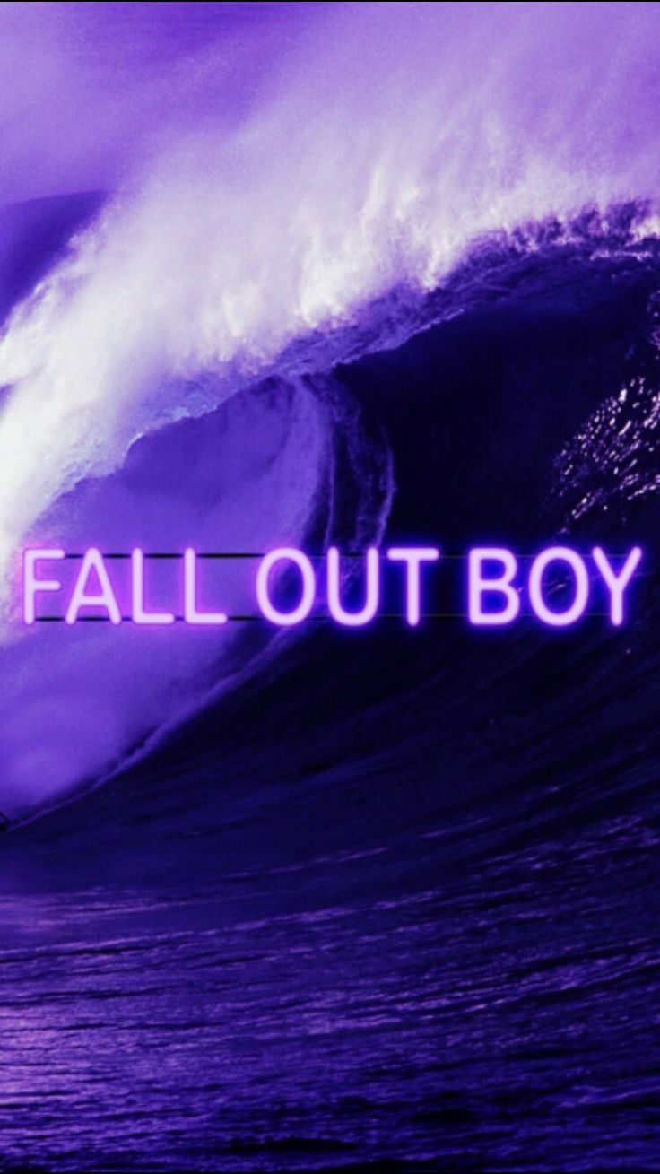YES I'm going to see fall out boy tomorrow
