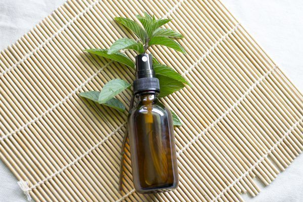 Green Tea and Peppermint Spray Cover