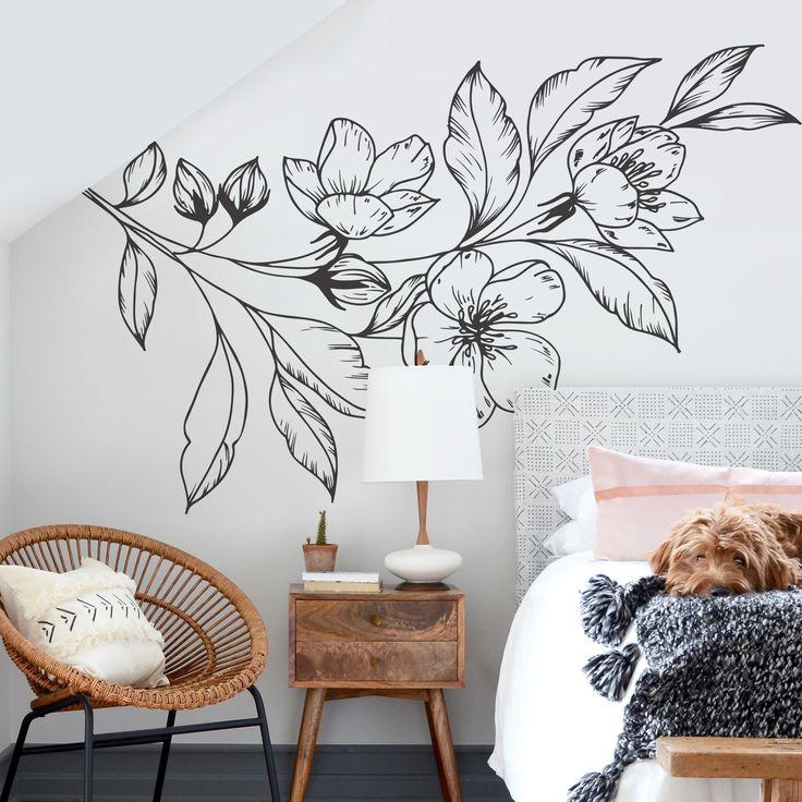 Красивые рисунки на стену дома акробатика