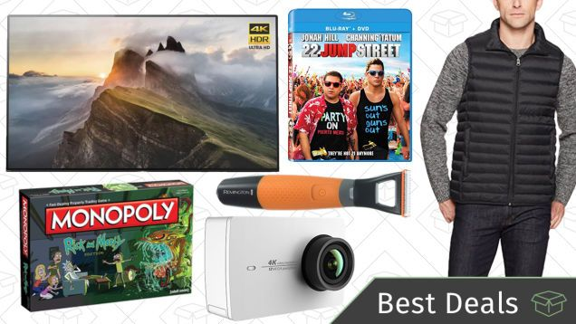 Saturdays Best Deals: OLED TVs AmazonBasics Outerwear B2G1 Free Movies and More