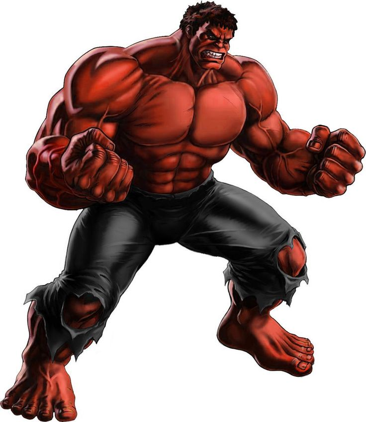 17 Best images about Red Hulk on Pinterest | Thank u ...