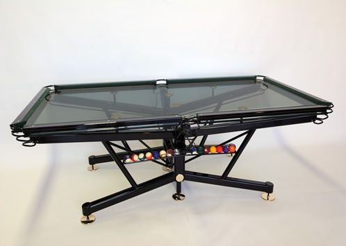 g1 glass pool table designer luxury pool tables by elite innovations formerly nottage design
