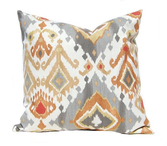 Euro Sham Throw Pillow Cover Pillow Cover by
