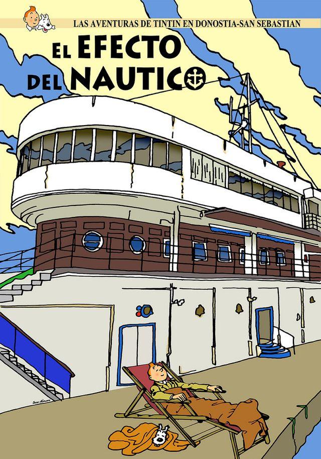 Tintin en san sebastian - El Efecto del Nautico
