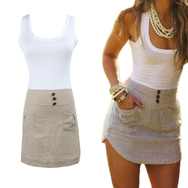 Fashion Women Mini Dress