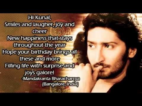 ||Special Birthday VM for Kunal Karan Kapoor||
