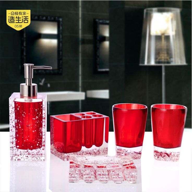 find more bathroom accessories sets information about toothbrush holder bathroom set make life bathroom suite five