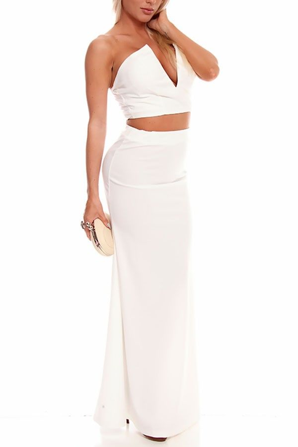 17 best ideas about Tube Top Dress on Pinterest | Tube top outfits ...