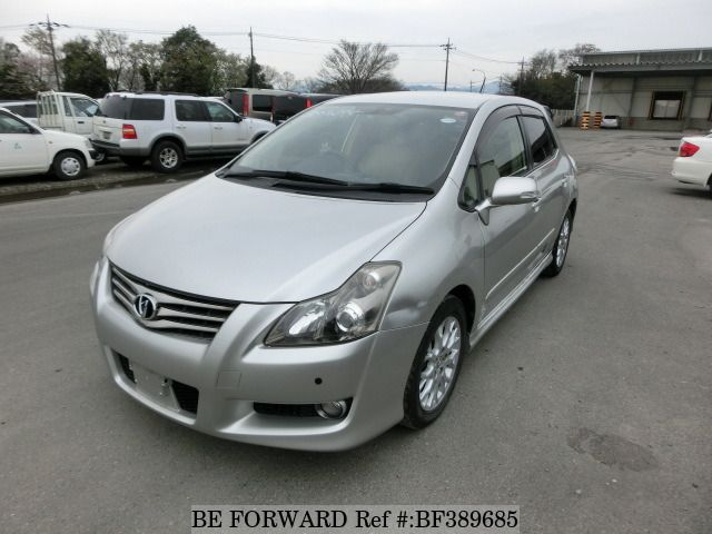 Used 2008 TOYOTA BLADE BF389685 for Sale