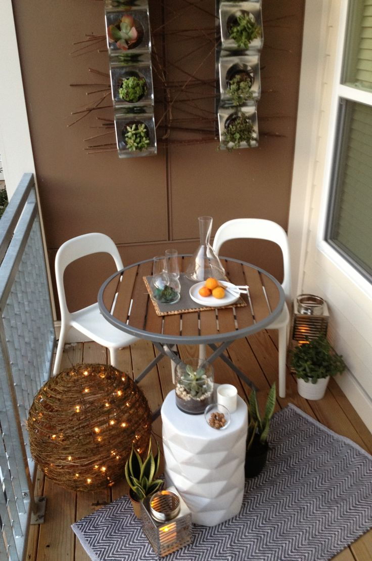 Eco-Modern Balcony by Melister Padilla
