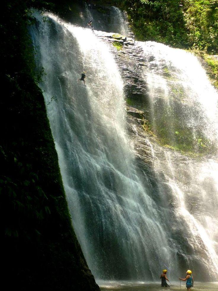 Colombia - Cascada El Escobo Vergara, Cundinamarca.