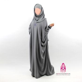 Abaya | collection abaya queen of khaleej, abayas émirats - Al Moultazimoun Boutique