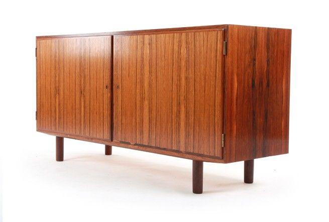 Aage Hundevad Rosewood Sideboard - Mr. Bigglesworthy Designer Vintage Furniture Gallery