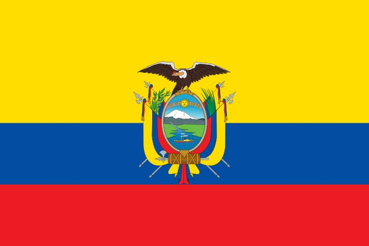 Fichier:Flag of Ecuador.svg