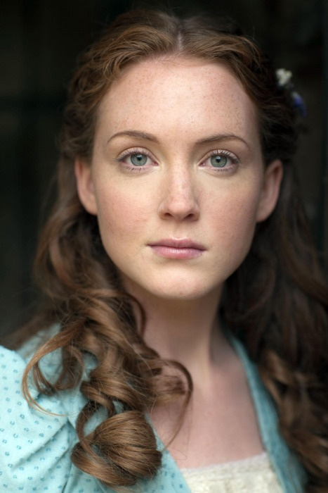 Olivia Hallinan as Laura in 'Lark Rise to Candleford' 2008-2011 BBC (not technically a 'snob' but so English and so pretty...)