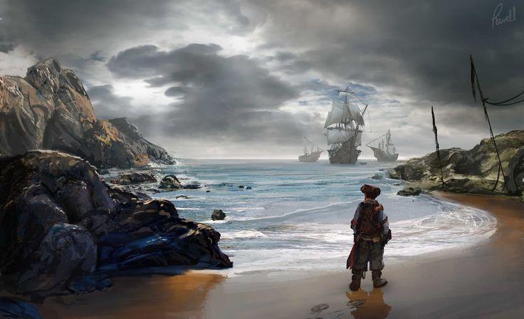 Beach Outlook by JonathanP45.deviantart.com on @DeviantArt