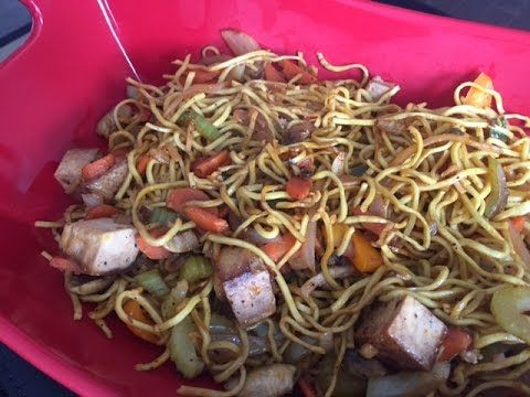 Veg Chowmein Recipe | Quick Easy Noodles Recipe