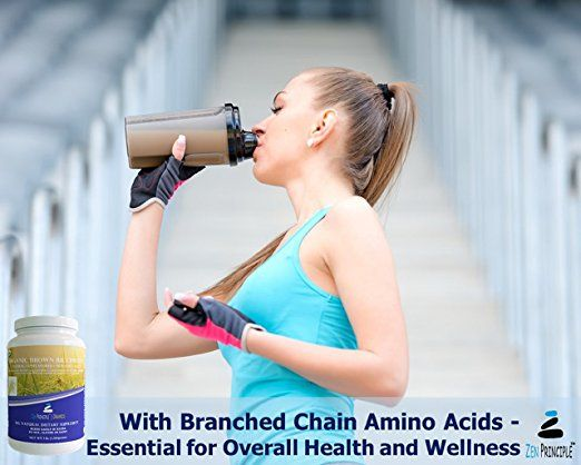 FULL SPECTRUM AMINO ACIDS ( Branched Chain Amino Acids) - Essential for Overall Health and Wellness!