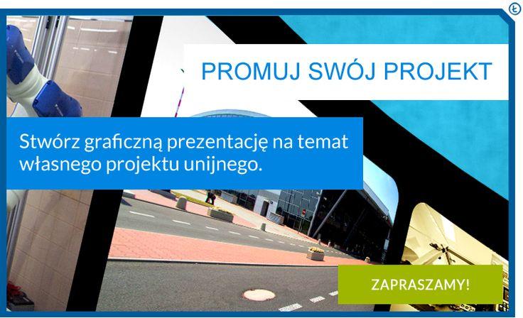 """Serdecznie zapraszamy do udziału w konkursie """"Promuj swój projekt"""": https://www.facebook.com/MapaProjektowLodzkiego/app_1501420480126120"""