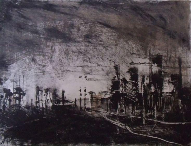 Sylvie Coupé Thouron   Peintures gravures