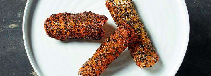 Kletskop van black quinoa