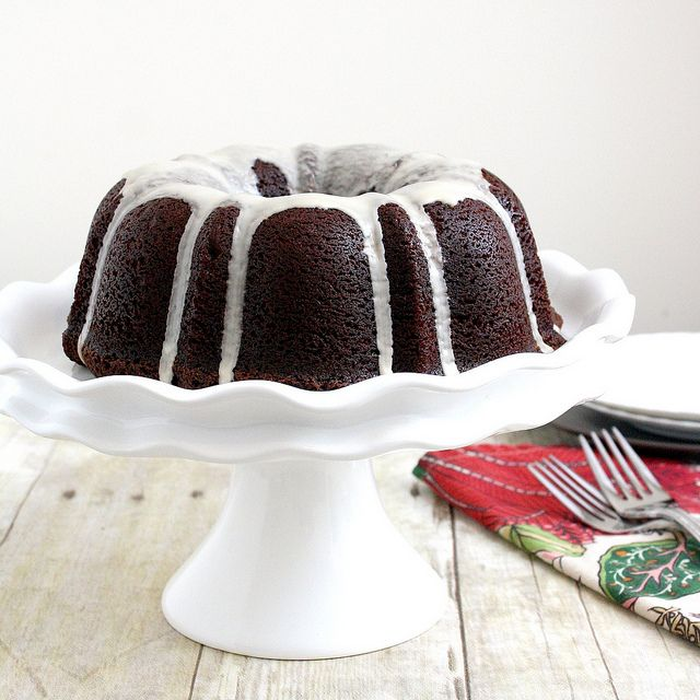 Mocha Rum Bundt Cake | Cake Ideas | Pinterest