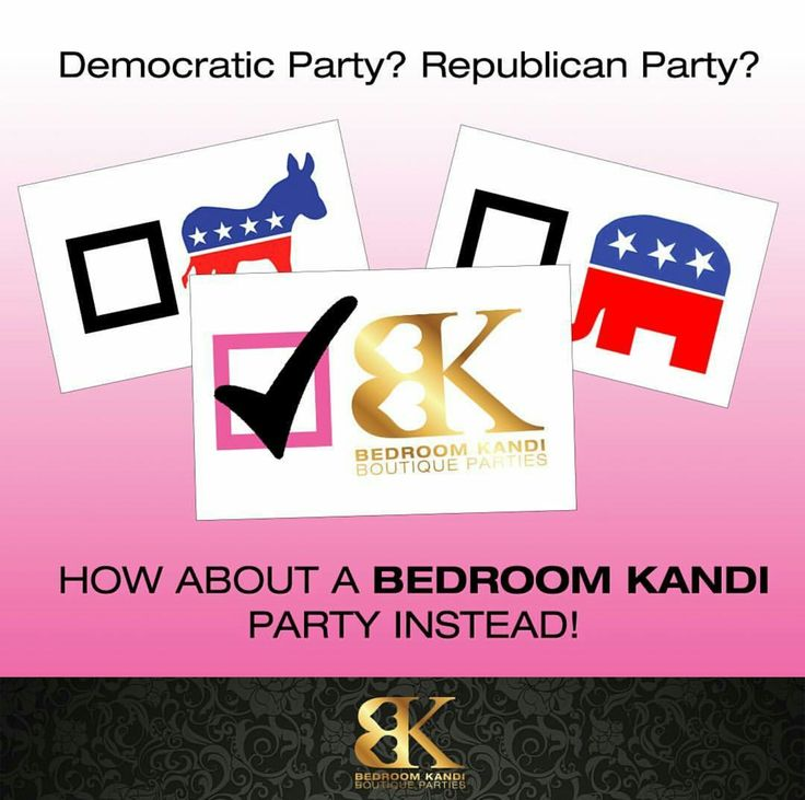 Which Party? How About A Bedroom Kandi Party!! Less Stress