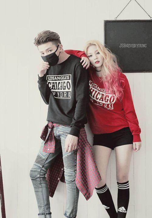 ulzzang couple | via Tumblr