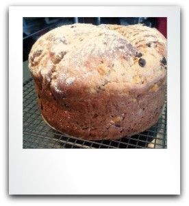 Thermomix Panettone | Becs Table